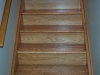 Replaced Stair Treads and Risers